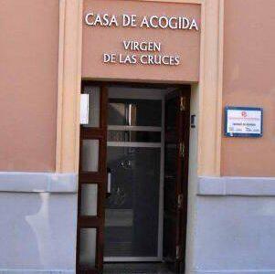 VISITA A LA CASA DE ACOGIDA DE DON BENITO